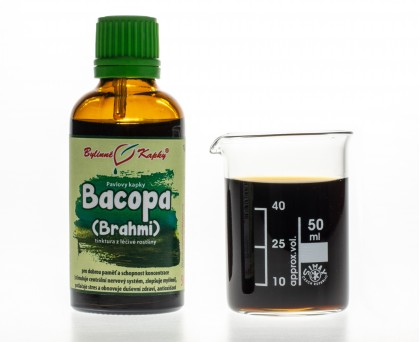 Bakopa (Bacopa - Bráhmí)  | 50 ml